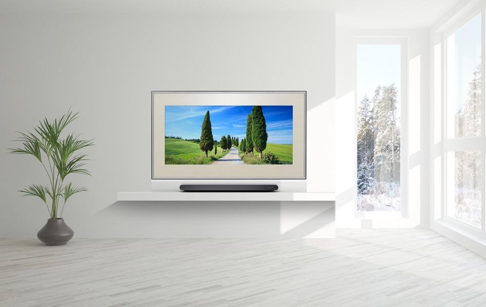 LG SIGNATURE 올레드 TV W