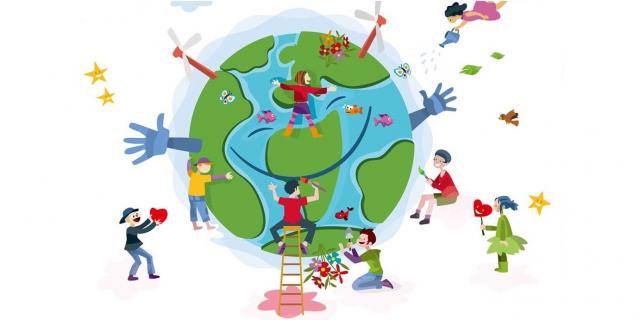 제1회 LG전자 어린이 환경 그림 공모전 '환경 그리미'