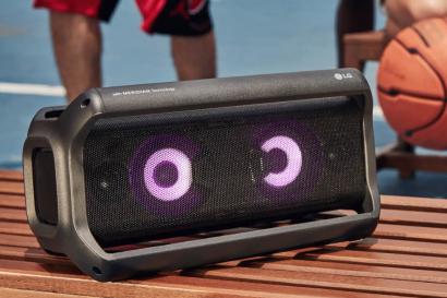 메리디안 명품 사운드 품은 포터블 스피커 'LG 엑스붐 고(LG XBOOM Go)' 출시