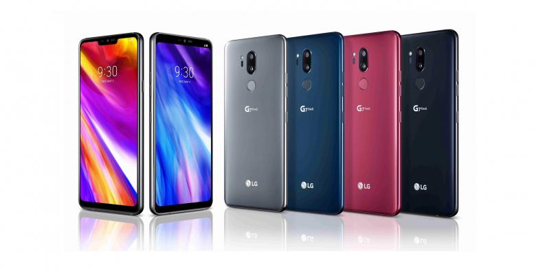 LG전자, 기본에서 새로움을 만든  'LG G7 <sup>ThinQ</sup>' 공개