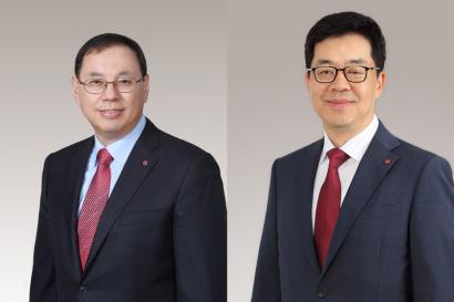 LG전자 조성진 부회장-박일평 사장, 'IFA 2018' 개막 기조연설 공동발표
