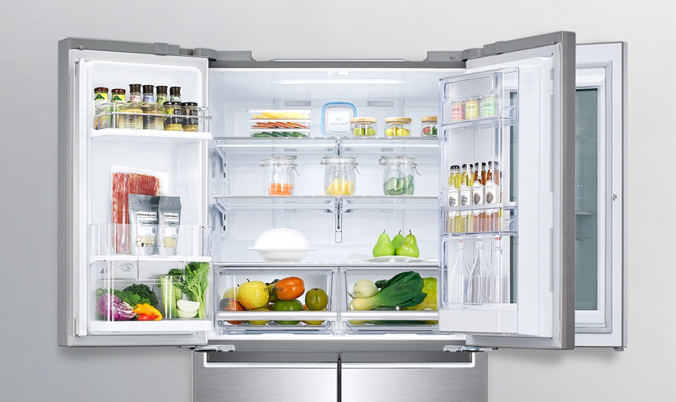 LG 디오스 노크온 매직스페이스 냉장고