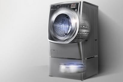 자동차 기술이 세탁기에 들어간다고?