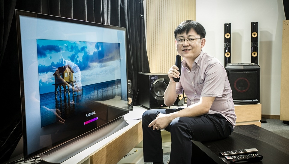 LG전자 AI프로젝트팀 이상석 책임연구원