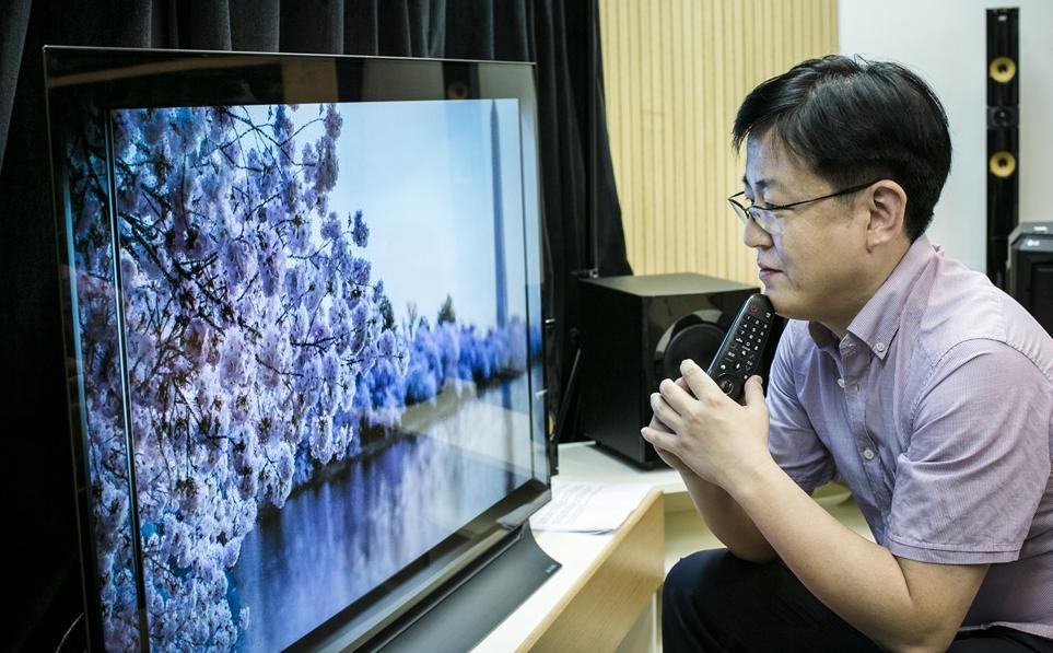 'LG 인공지능 TV' 음성인식 솔루션