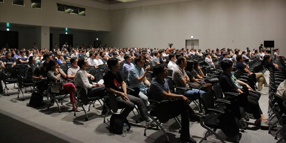 'LG소프트웨어 개발자의 날(SEED 2018)' 행사 현장