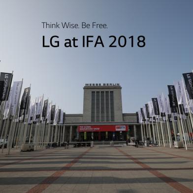 'IFA 2018' 현장을 소셜로 생생하게 만나세요