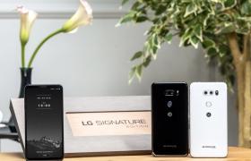 'LG 시그니처 에디션' 제품사진