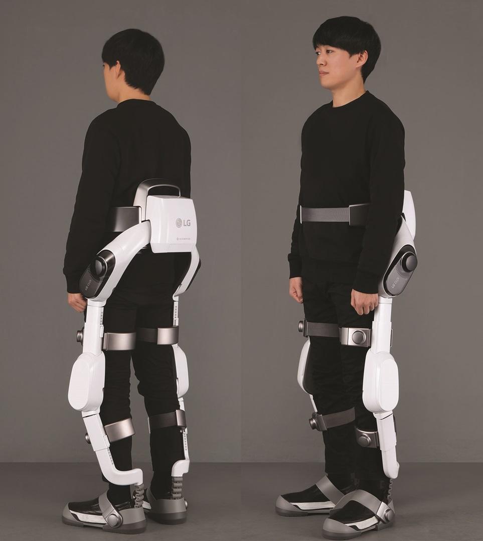 'LG 클로이 수트봇(LG CLOi SuitBot)' 제품사진