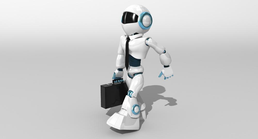로봇 모습