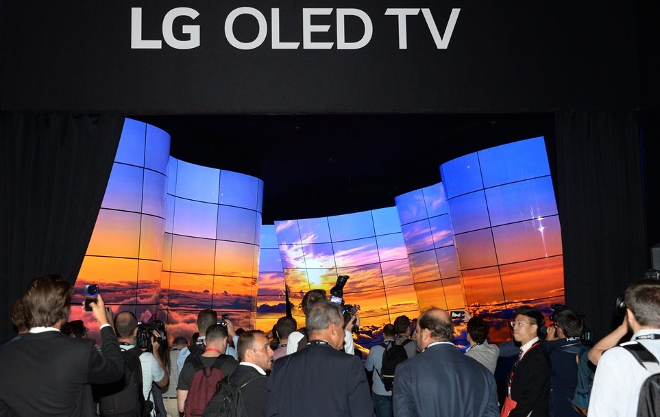 LG 올레드 협곡
