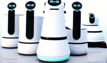 [특집 페이지] 한눈에 보는 LG 로봇