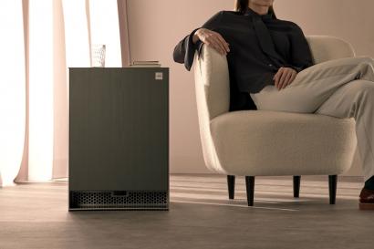 가구가 된 가전, 'LG 오브제' 디자이너를 만나다