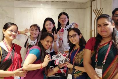 IT로 세상과 소통하는 장애 청소년들의 뜨거운 열정