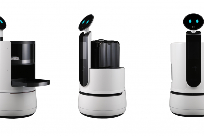 LG전자-이마트, 쇼핑 도와주는 '리테일 서비스 로봇' 만든다