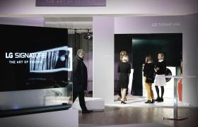 예술작품과 만나 디자인 가치 높인 超프리미엄 'LG 시그니처'