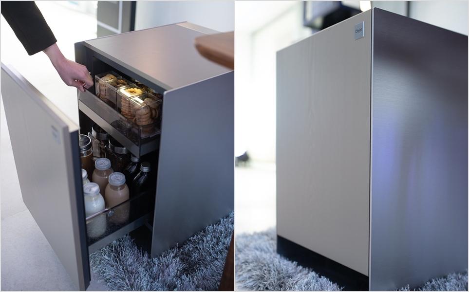 LG Objet 냉장고