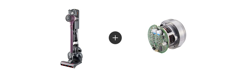 LG 코드제로 A9과 스마트 인버터 모터