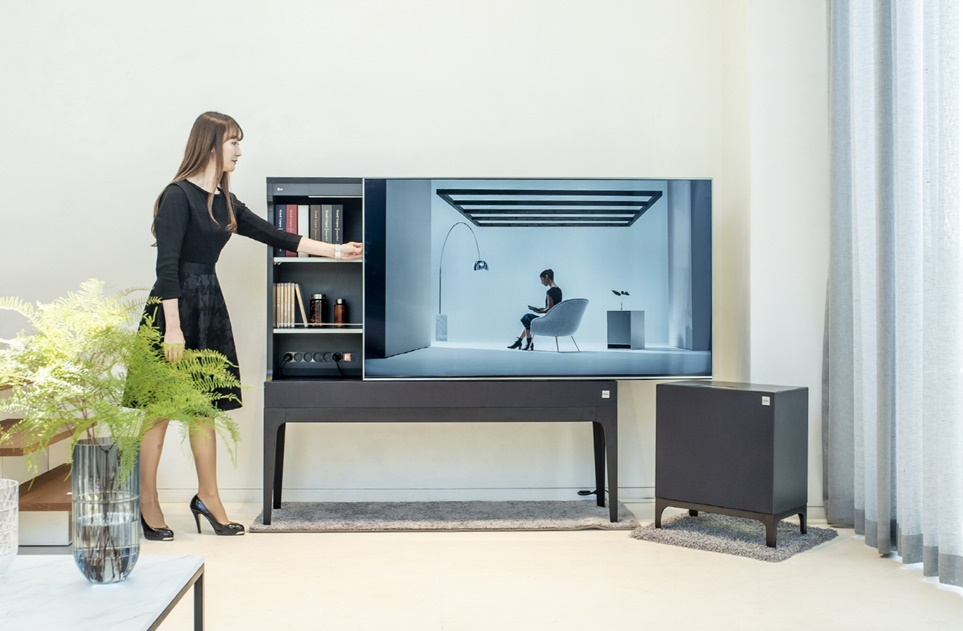 LG Objet(오브제) TV