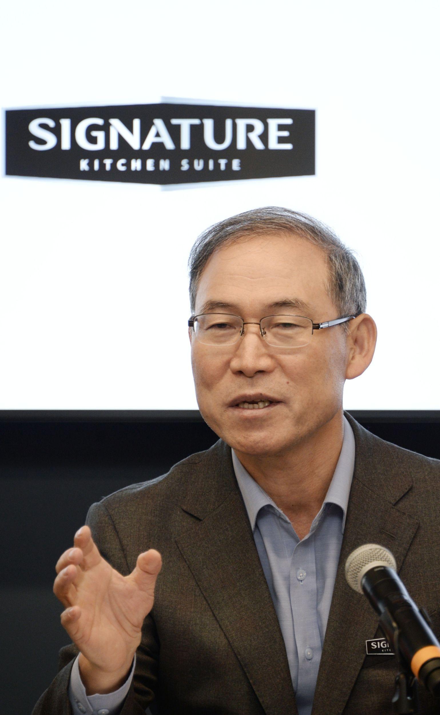 """H&A사업본부장 송대현 사장, """"외부환경에 흔들리지 않는 수익구조 만들 것"""""""