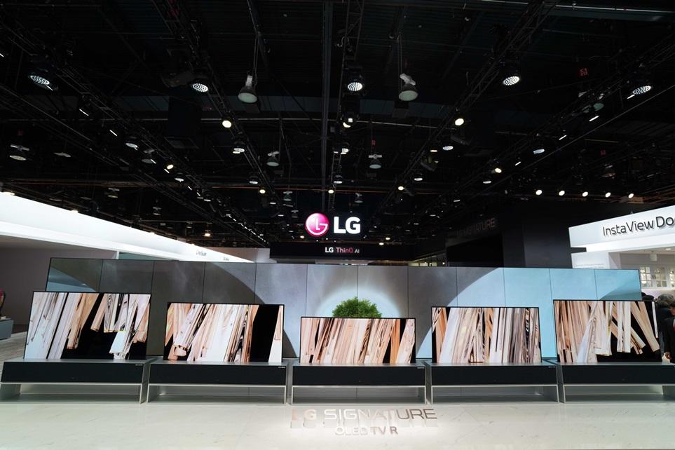 LG 시그니처 올레드TV R