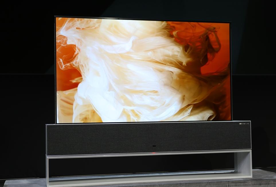 LG 시그니처 올레드 TV R