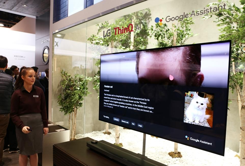 LG ThinQ AI