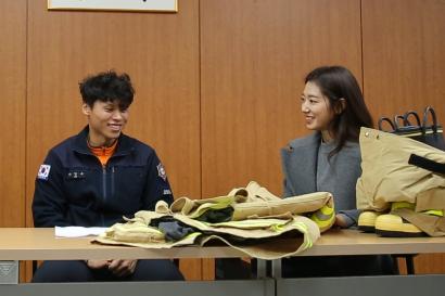 [LG전자 X 박신혜] LG 방화복 세탁기의 따뜻한 기부