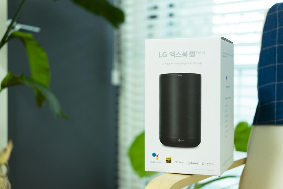 LG 엑스붐 AI ThinQ WK7