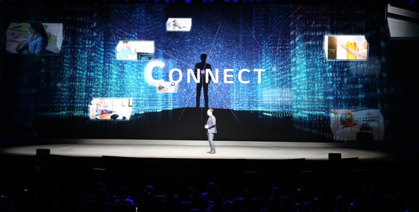 'CES 2019' 개막 기조연설