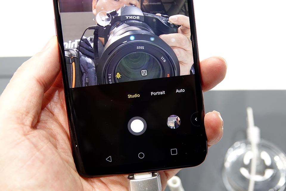LG G8 ThinQ 스튜디오 모드