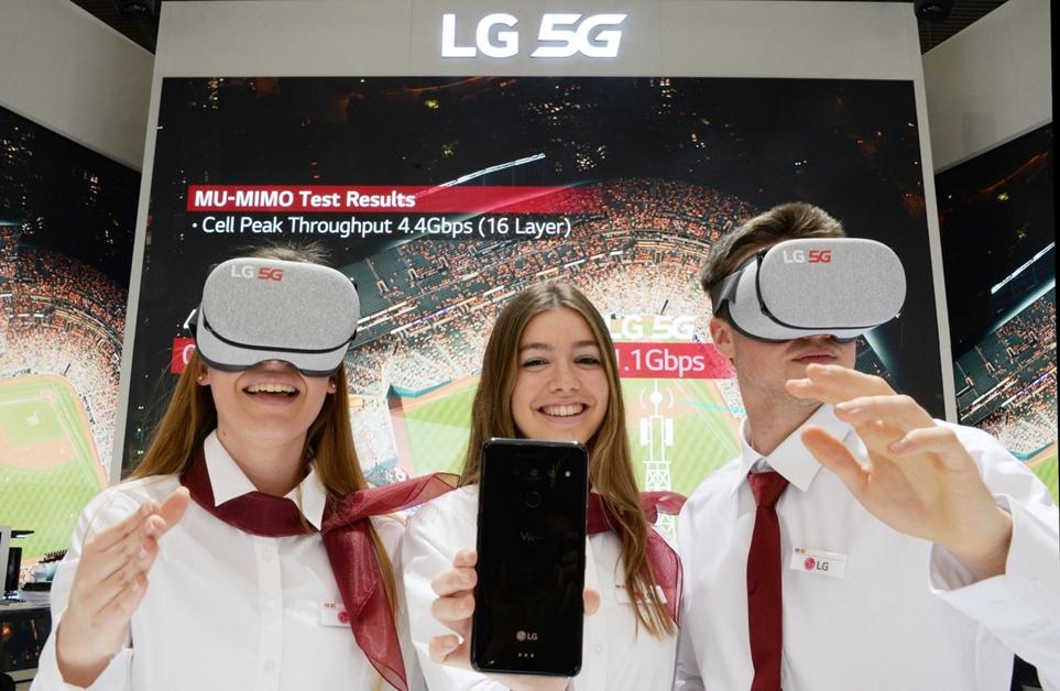 증강현실(AR)과 가상현실(VR) 체험존