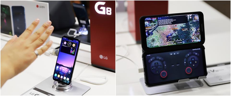 LG G8 ThinQ 와 LG V50 ThinQ 5G