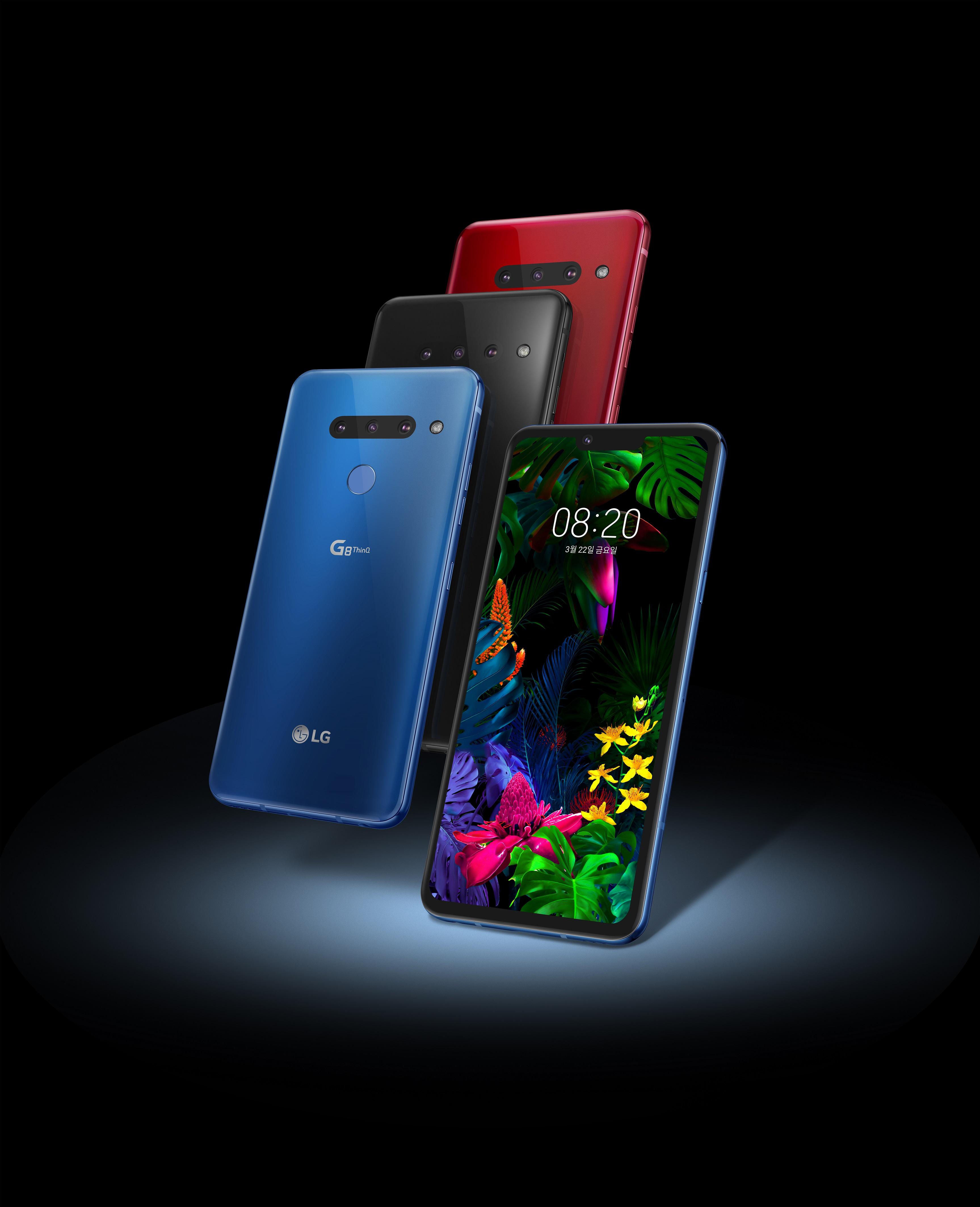 LG G8 ThinQ 체험단, 고객 관심 제대로 끌었다