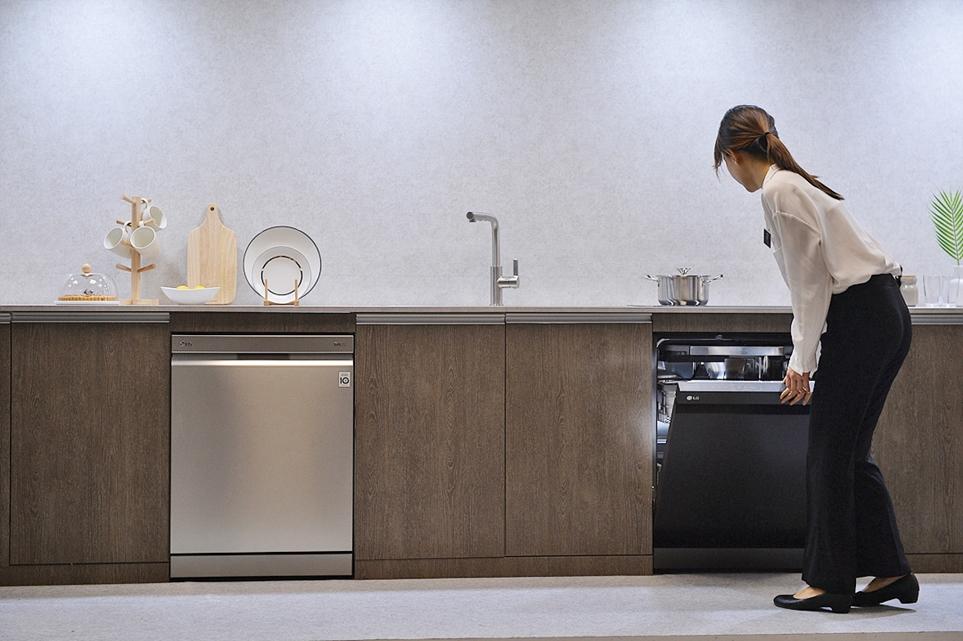LG 디오스 식기세척기