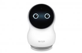 인공지능 홈로봇 'LG 클로이' 본격 판매