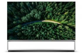 세계최초 8K 올레드 TV 'LG 시그니처 올레드 TV' 제품 이미지