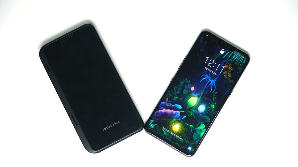 바쁜 일상에 여유 - LG V50 ThinQ와 듀얼 스크린으로 시작!