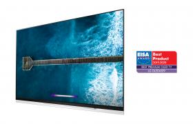 'EISA 어워드'를 수상한 LG 올레드 TV