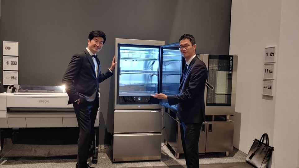 LG 시그니처 상냉장 하냉동 냉장고