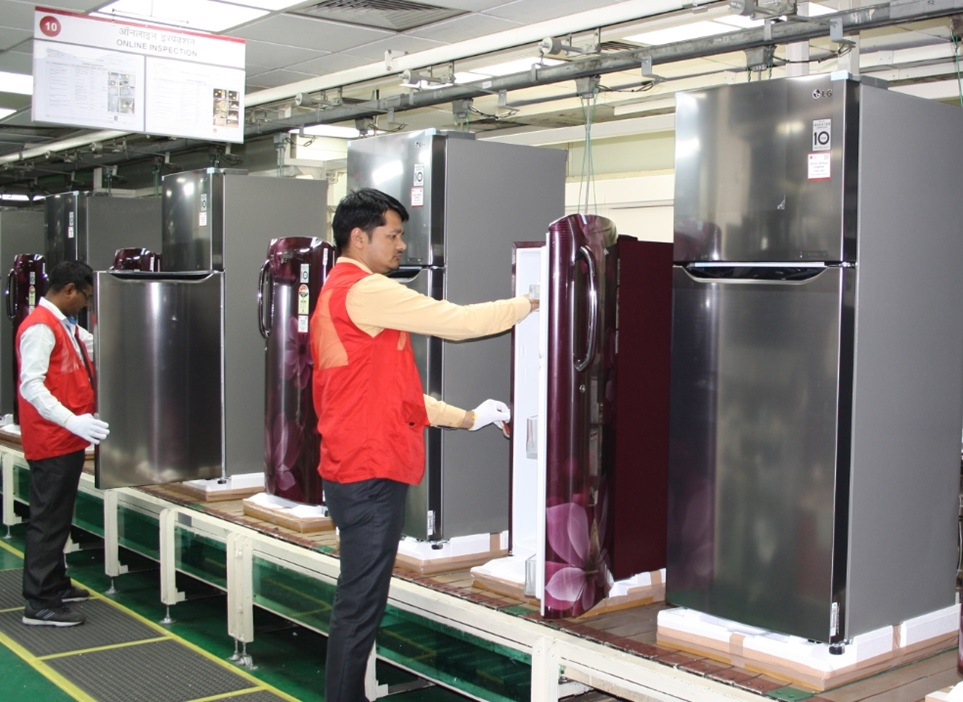 LG전자의 탄소 중립 제품