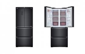 2020년형 LG 디오스 김치톡톡 김치냉장고 제품 사진