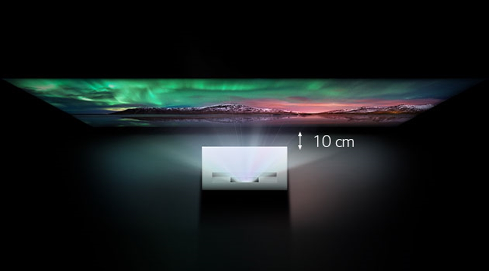 LG 시네빔 Laser 4K