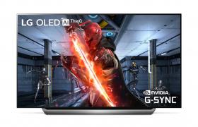 LG 올레드 TV, 엔비디아 '지싱크' 첫 탑재