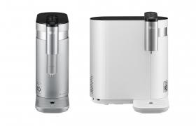 LG 퓨리케어 상하좌우 정수기 제품 사진