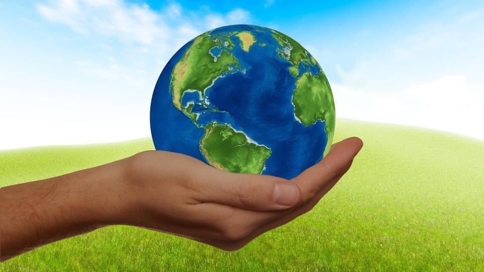 지구본 이미지