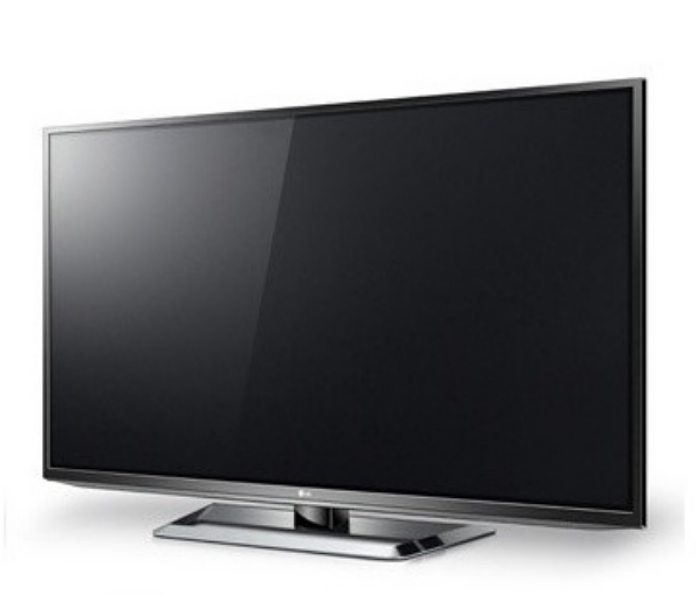 PDP TV의 모습