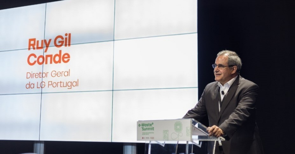 유럽재활용플랫폼(European Recycling Platform, ERP) 포르투갈 현장 전경