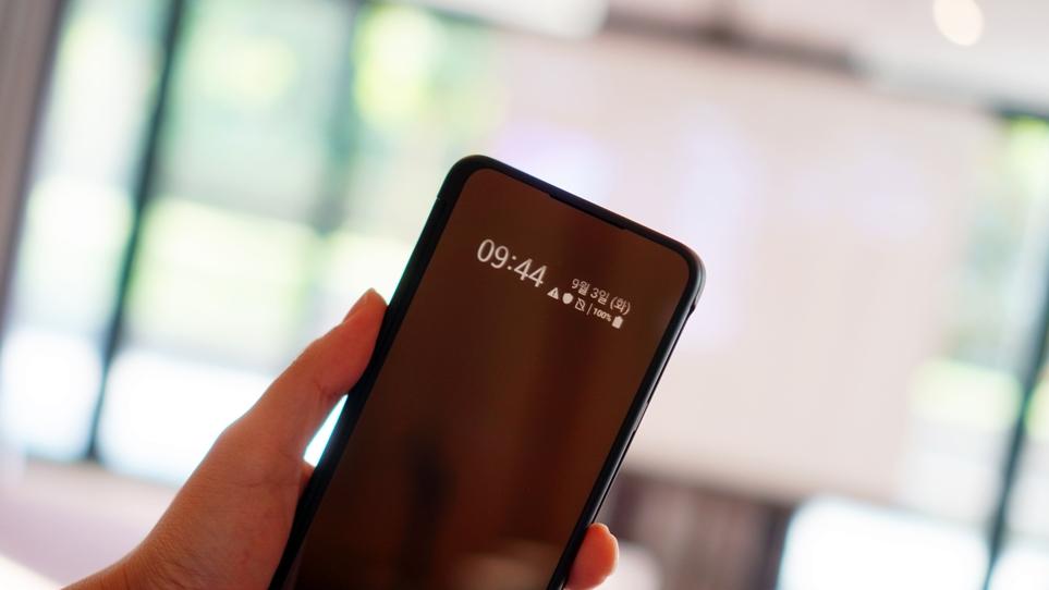 LG V50S ThinQ와 LG 듀얼 스크린 제품 이미지