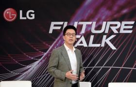 LG전자 CTO 박일평 사장, 'IFA 2019'에서 인공지능의 미래를 말하다